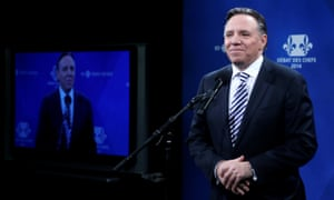 CAQ leader François Legault declared the idea of Quebec separatism 'dead' in 2016.