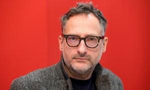 'My focus was on the method of fascist seduction' … Roland Schimmelpfennig.