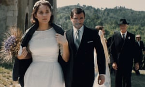 Marion Cotillard in a scene from the film From the Land of the Moon.