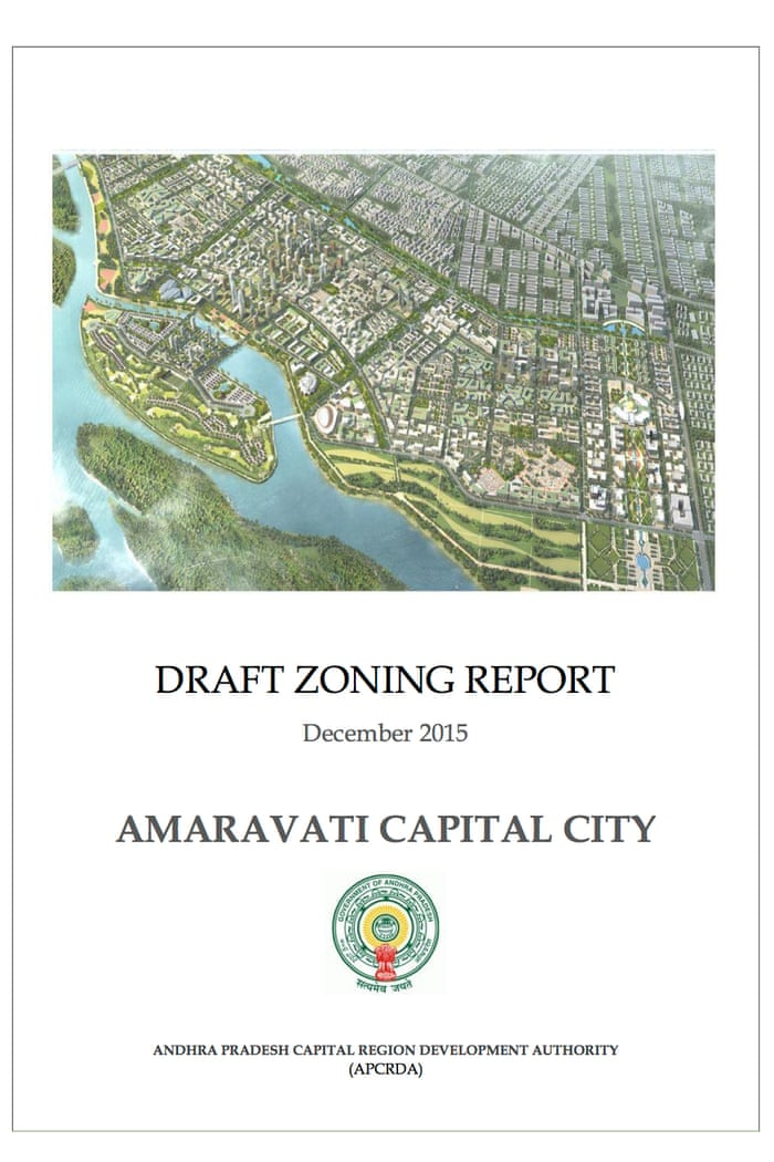 From Singapore to Amaravati: the battle to build India's new