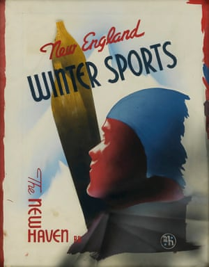 New England Winter Sports / New Haven RR