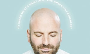 Part of the Good Weekend cover featuring George Calombaris