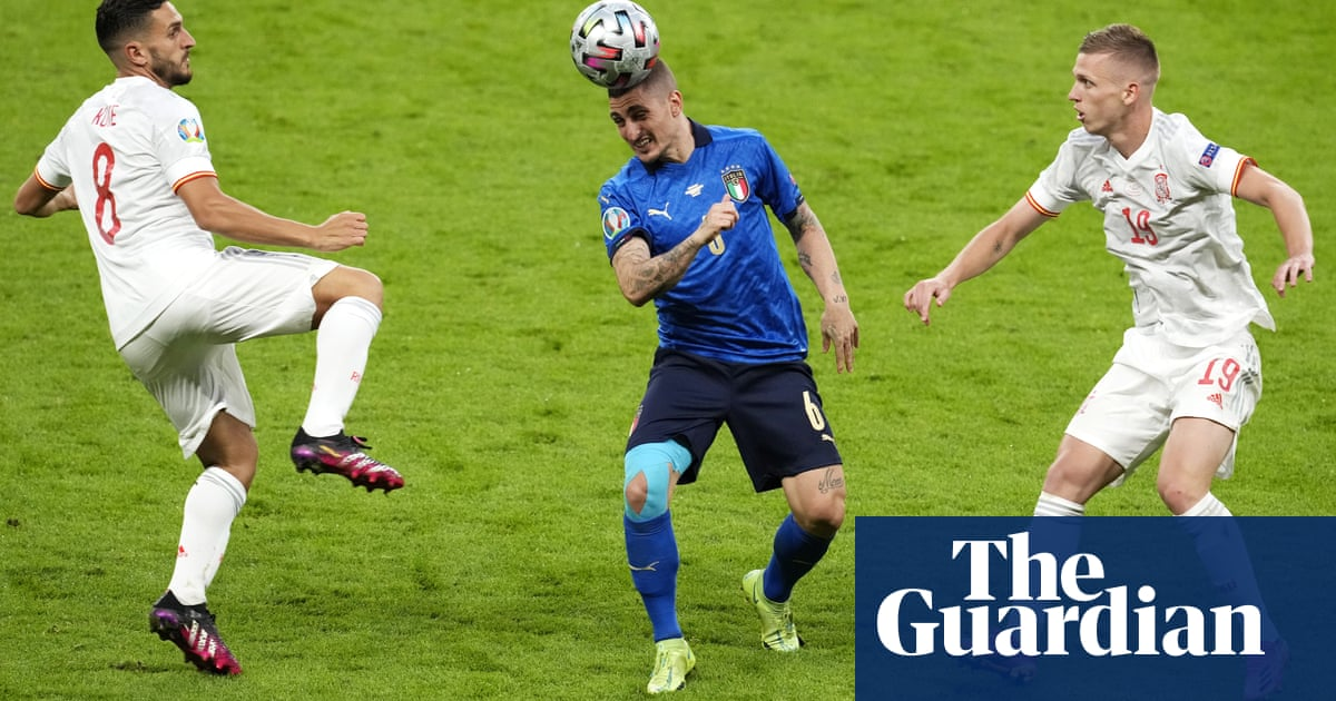 Italy's Marco Verratti feels Euro 2020 final will be won and lost in the mind