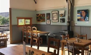 The Pig & Apple cafe at Humble by Nature