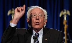 Bernie Sanders dijo: