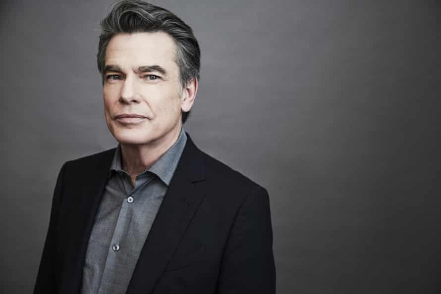 Peter Gallagher: 'I think the whole idea of stardom is baloney.'