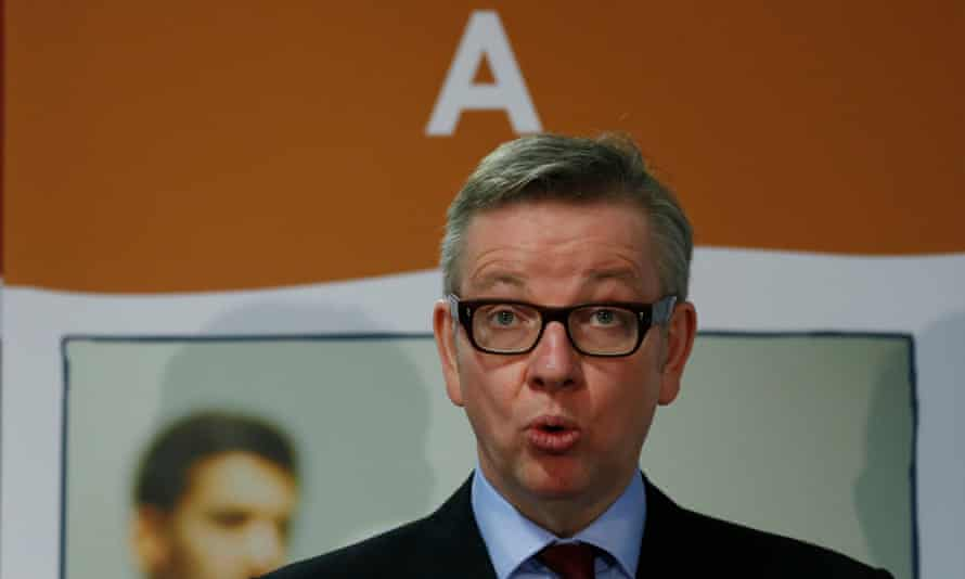 Former education secretary Michael Gove's attacks on teachers' professionalism are blamed for putting off graduates.