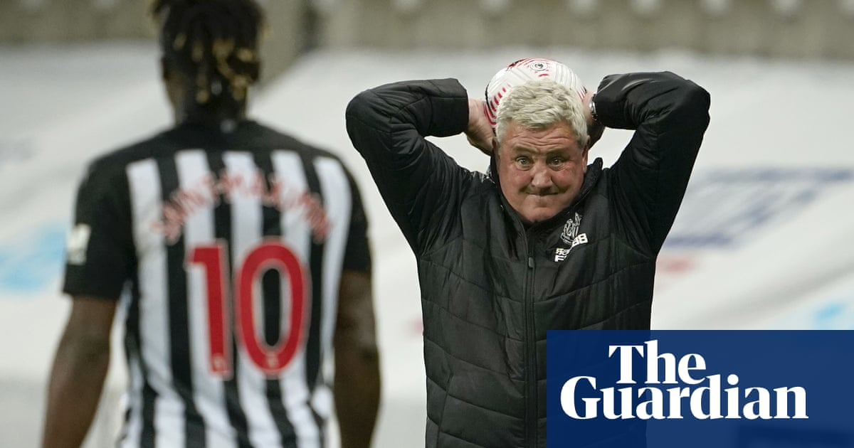 Steve Bruce feels it morally wrong for football to continue amid Covid