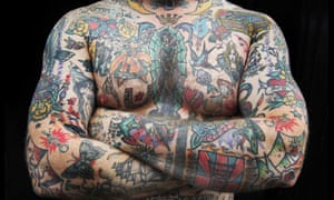 How Tattoos Went From Subculture To Pop Culture Fashion The Guardian