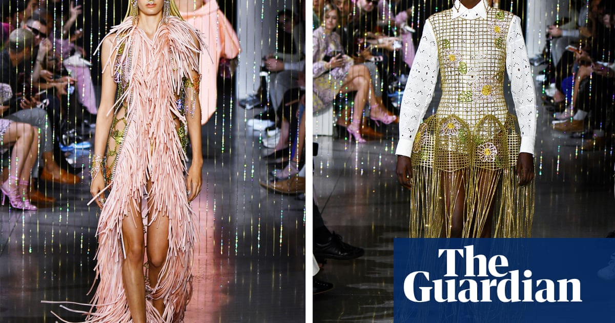 New York Fashion Week Spring Summer 2020 10 Key Shows In Pictures Fashion The Guardian