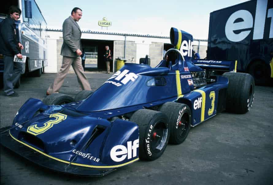 The Tyrrell P34