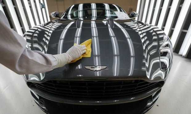 theguardian.com - Julia Kollewe - Not a bond! Aston Martin to float shares on stock market
