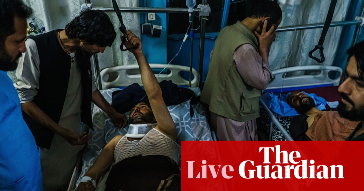 Afghanistan live news: Biden vows revenge for Kabul airport attack that killed 60 civilians and 13 US service members as Islamic State claims responsibility
