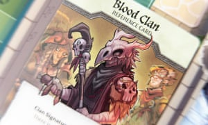 The game comes with six different clans, each with its own set of strengths and tactics.