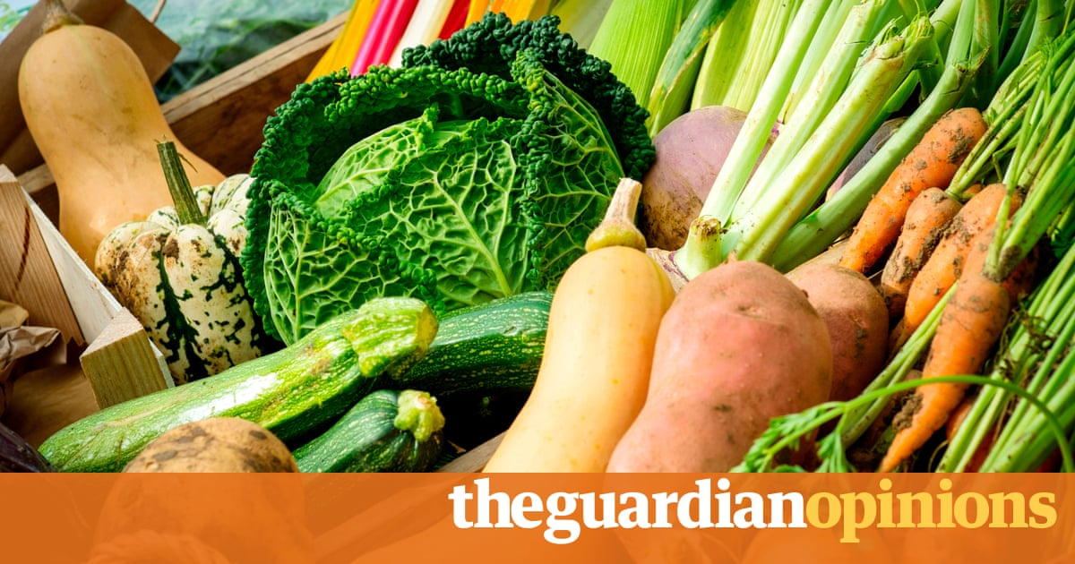 A veg or five too far why 10 portions a day is way too much to