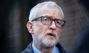 Jeremy Corbyn has accused the Labour whistleblowers of deliberately undermining him.