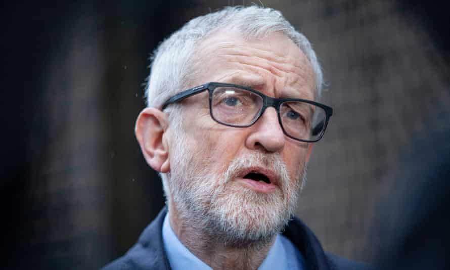 Corbyn made the accusations in a joint submission to the party's inquiry into a leaked Labour report