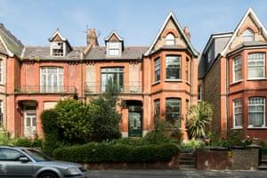 Victorian terrace - Stamford Hill, London