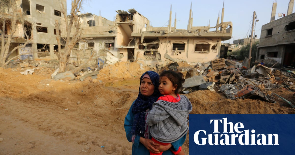 'It will not be the last war': Palestinians and Israelis reflect on Gaza ceasefire