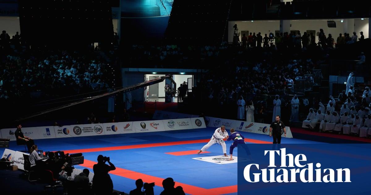 UFC to UAE: how an Abu Dhabi sheikh made Brazilian jiu-jitsu a