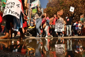 Crowds in Sydney