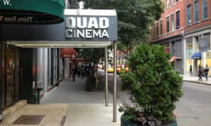New York's Quad cinema, which hosts