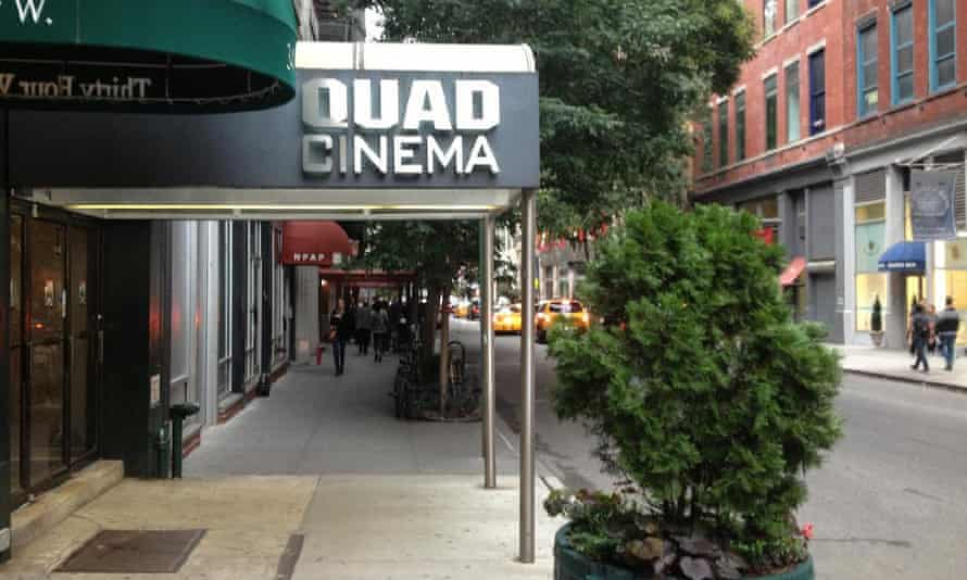New York's Quad cinema, which hosts