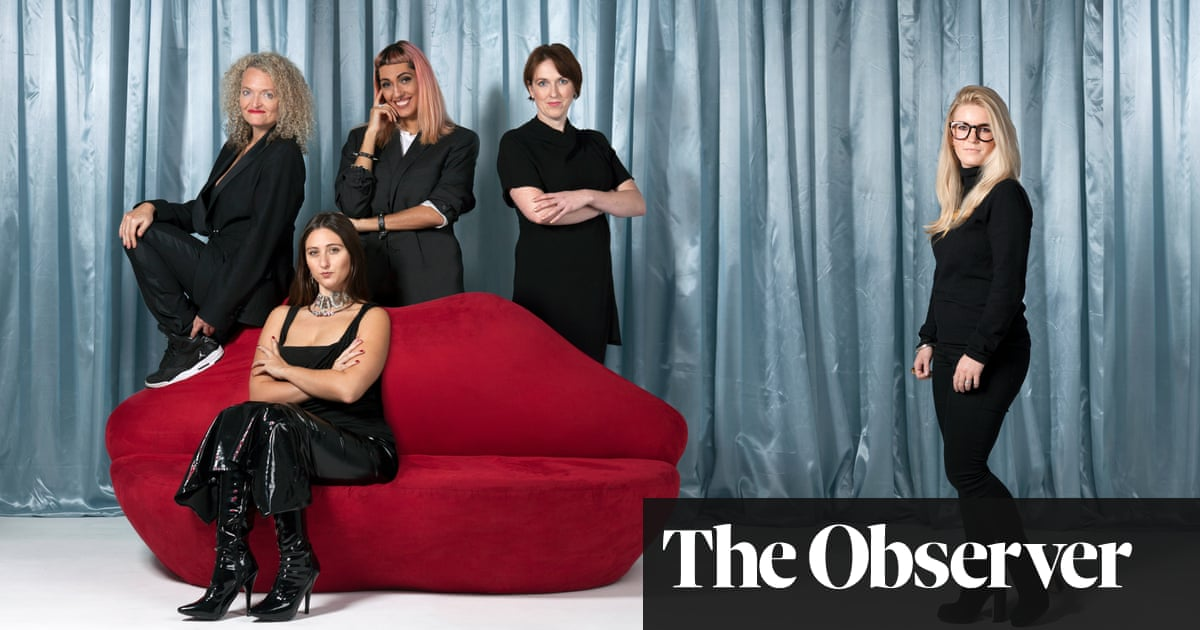 The pleasure revolution: the sex women really want | Life and style