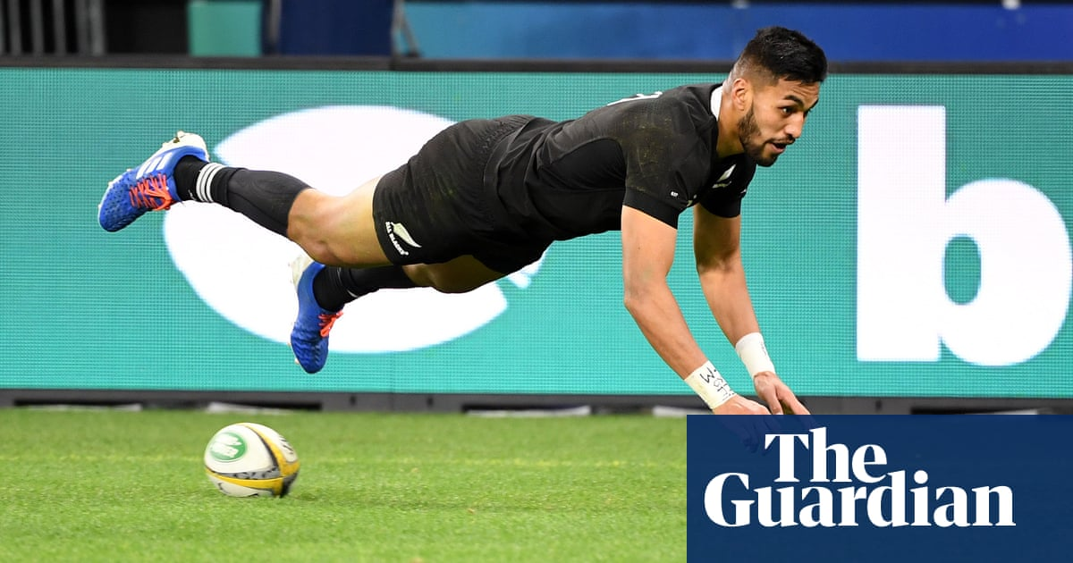 All Blacks axe stars for Bledisloe Cup decider against Wallabies