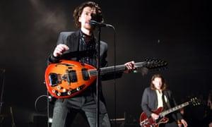 Pure energy … Arctic Monkeys.