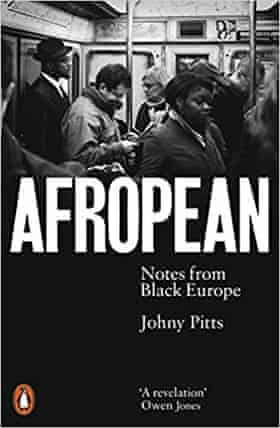 Afropean cover
