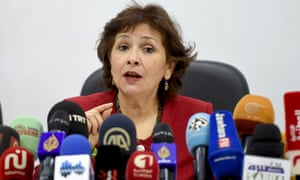 Can this woman open a new chapter for human rights in Tunisia