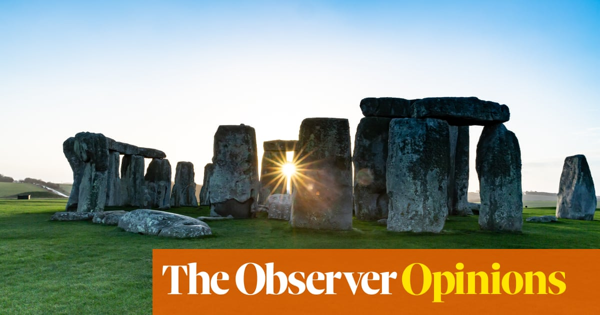 If only Stonehenge were of use in the culture wars, then it might be protected