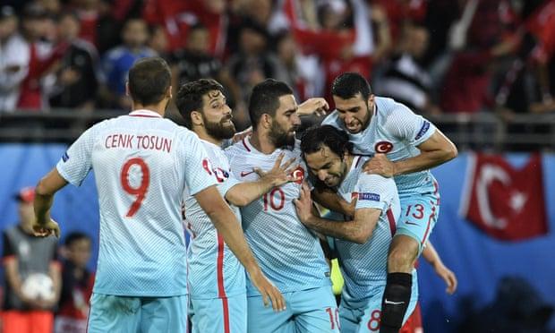 Czech Republic vs Turkey