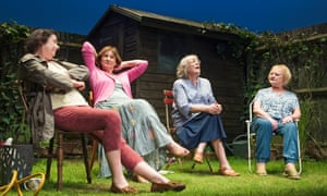 Caryl Churchill's Escaped Alone returns to the Royal Court.