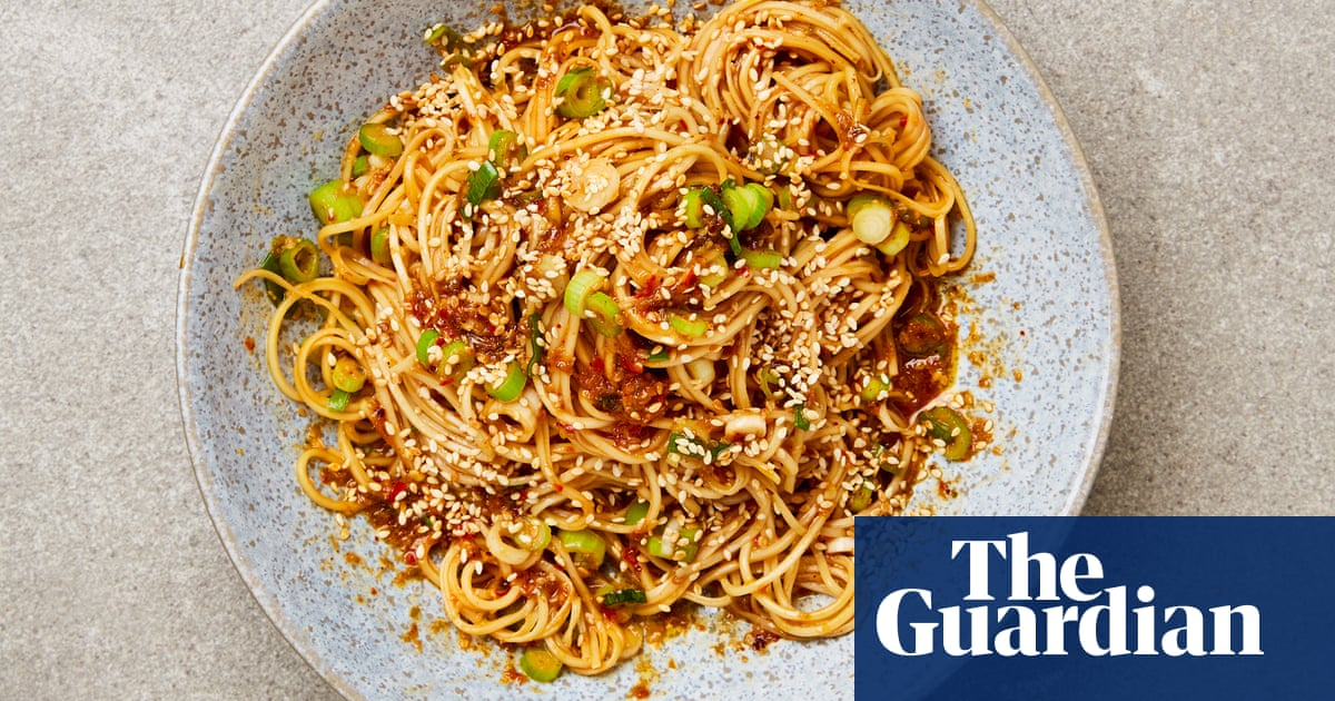 Vegetable lasagne, butter noodles and spicy stuffed shells: Yotam Ottolenghi's pasta recipes