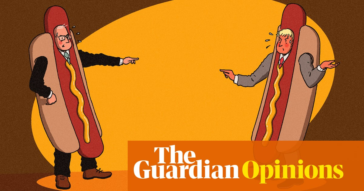 Our political class is agreed: this is all someone else's fault