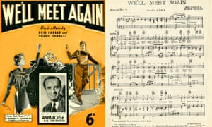 Vera Lynn is best known for her 1939 hit We'll Meet Again. Other hits were The White Cliffs of Dover and A Nightingale Sang in Berkeley Square