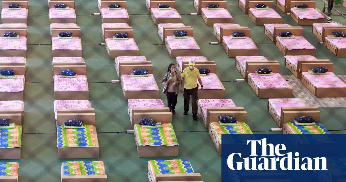 Thailand: Bangkok warehouse turned into 1,800-bed hospital as Covid crisis worsens