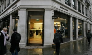 Richard Glanville, 60, was the chief financial officer at Oasis and Karen Millen.