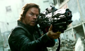 Actorbot Mark Wahlberg in Transformers: The Last Knight