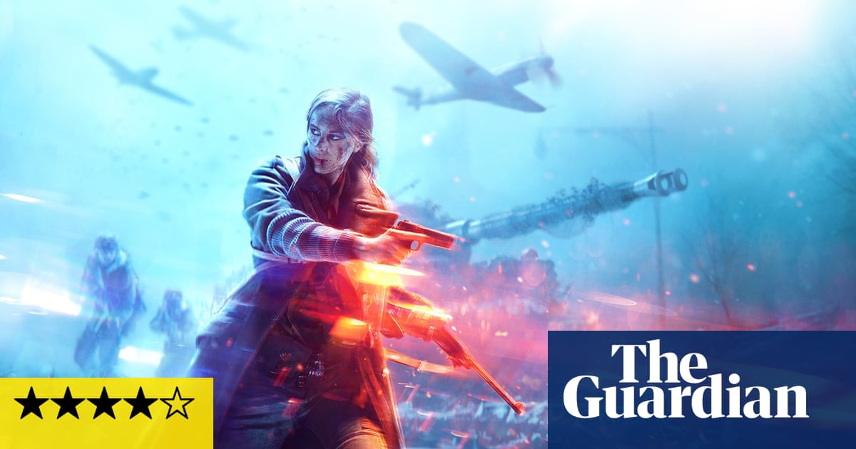 Battlefield V review – join the war effort on a thrillingly
