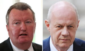 Bob Quick and Damian Green.