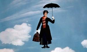 Mary Poppins film still