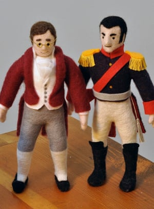 Pierre and Andrei War and Peace