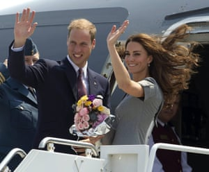 Royal Tour of Canada: Duke and Duchess of Cambridge visit Canada - Day Three