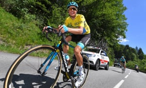 Denmark's Jakob Fuglsang won the Critérium du Dauphiné in June amid a superb spring run for Astana.