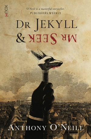 Cover image for Dr Jekyll and Mr Seek by Anthony O'Neill