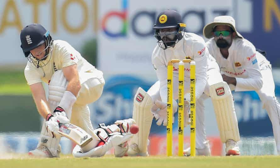 Majestic Joe Root run out on 186 by Sri Lanka but keeps England in second  Test | England in Sri Lanka 2020-21 | The Guardian