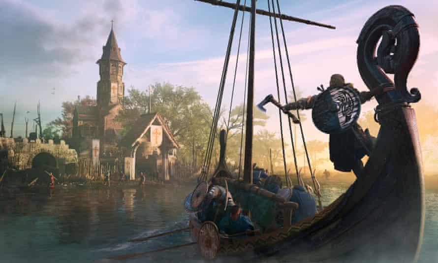 Raiders … Assassin's Creed Valhalla